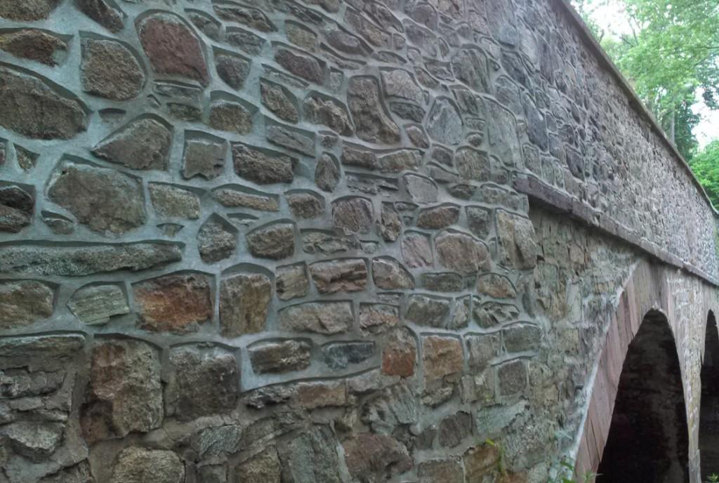 Papermill Bridge stonework_PERT2A